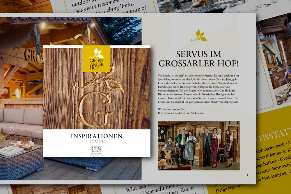 GrossarlerHof Grossarl Salzburg SmallLuxuryHotels Blog Magalog Winter 2017 Grossarler Hof