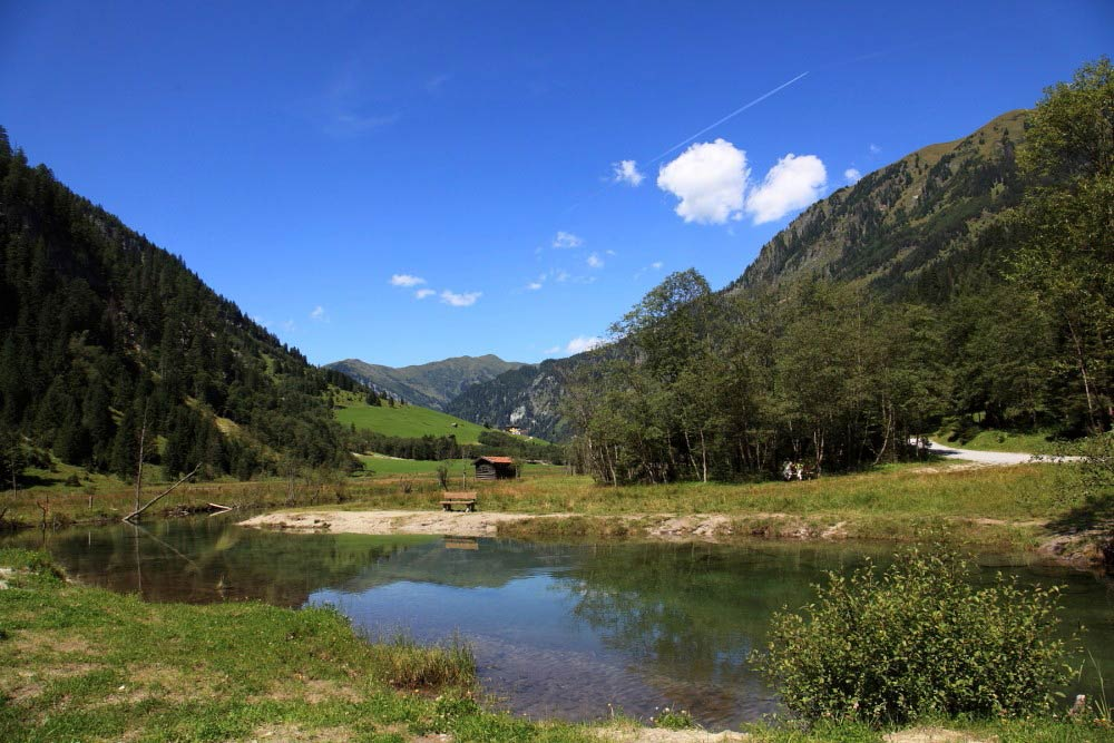 Fly fishing in Salzburg - 'Tight lines' on the Grossarler Ache