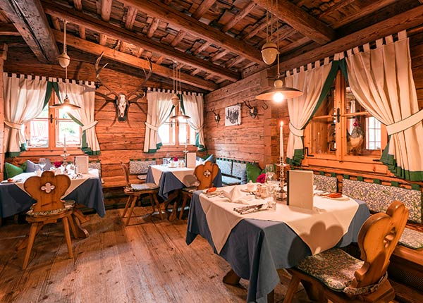 Jagastubn Food & drink - Salzburg's gourmet culture & traditions GROSSARLER HOF