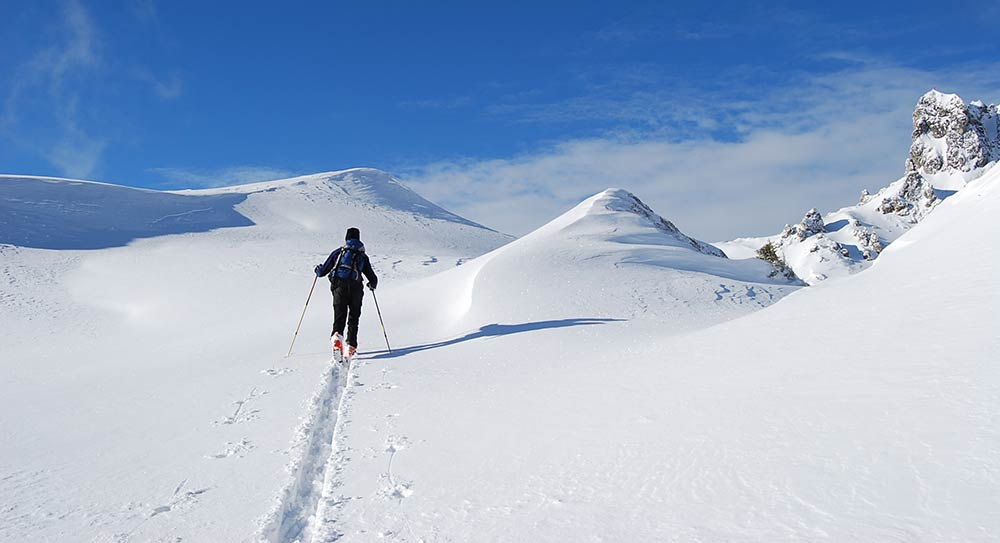 Sensational ski touring in SalzburgerLand Grossarl Valley