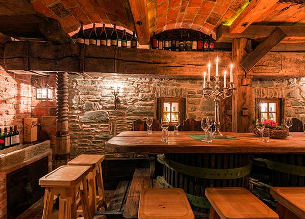 Wine cellar Food & drink - Salzburg's gourmet culture & traditions GROSSARLER HOF