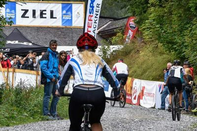 The GROSSARLER HOF cycle race in SalzburgerLand