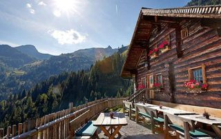Your hiking holiday at the Mooslehenalm