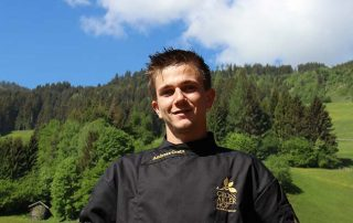 Luxury hotel new chef Andreas Gratz GROSSARLER HOF Grossarl Valley SalzburgerLand Austria