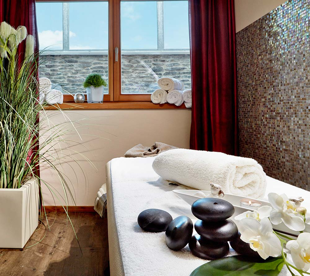 Wellness treatments in the Small Luxury Hotel of the World GROSSARLER HOF in the Grossarl Valley SalzburgerLand