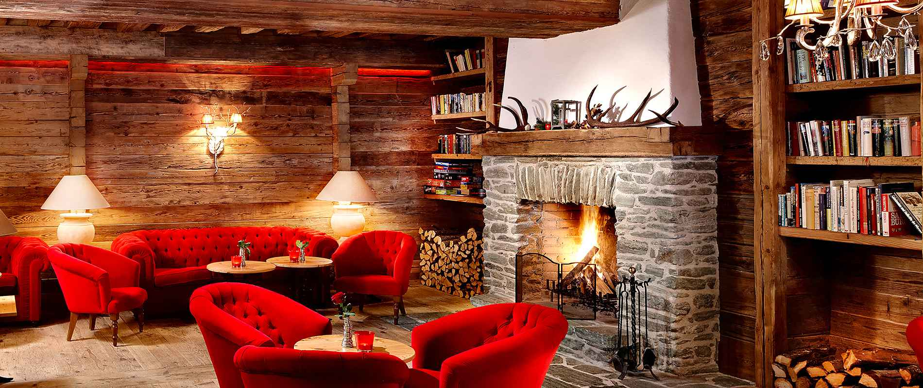 Winter holiday skiing holiday at Small Luxury Hotel of the World GROSSARLER HOF skiing in Ski amadé in the Grossarl Valley SalzburgerLand