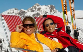 Ski amadé Ladies Week & Days at the GROSSARLER HOF - skiing holiday in Grossarl SalzburgerLand (c) TVB Grossarltal